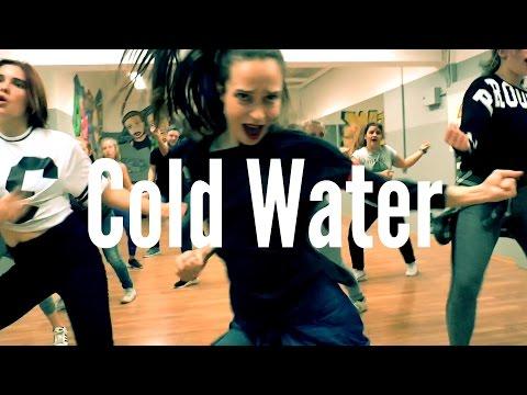 COLD WATER ★ Hip Hop Dance Class | Choreography TanzAlex