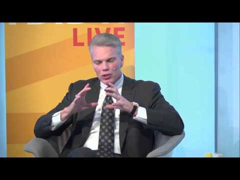 Intuit CEO Brad Smith interviewed by Harvard Business Review Editor-in-Chief Adi Ignatius