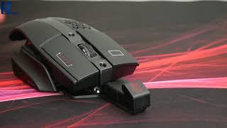 Level 10M Hybrid - niesamowita (bezprzewodowa) myszka od Tt eSPORTS by Thermaltake