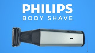Philips Norelco Bodygroom BG5020 Body Shave shaver Series 5000 New unboxing