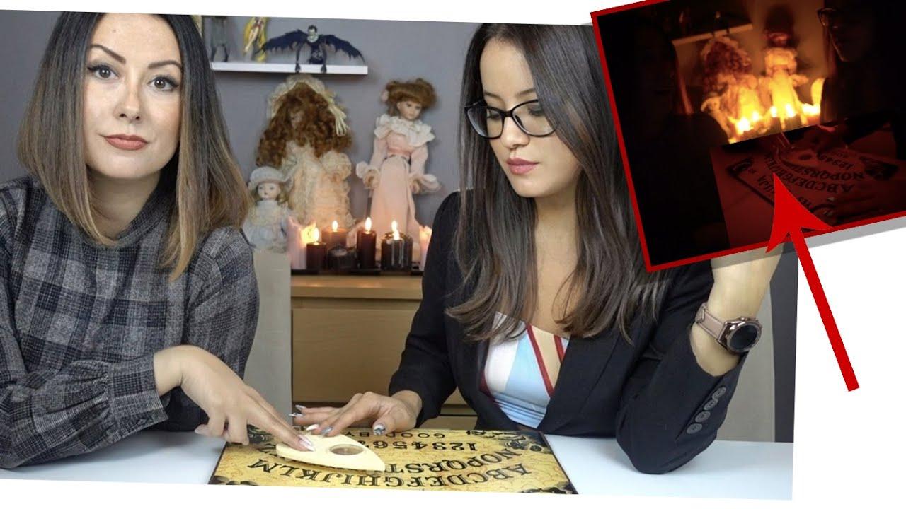 Ouija Tahtası ile gelen ŞEY neydi?... | Sonunda oynadık! (Paranormal)