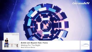 Armin van Buuren feat. Fiora - Waiting For The Night (Beat Service Remix) (A State Of Trance 2013)