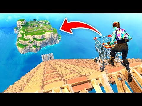 Going To SPAWN ISLAND & BACK in Fortnite (NOT CLICKBAIT)
