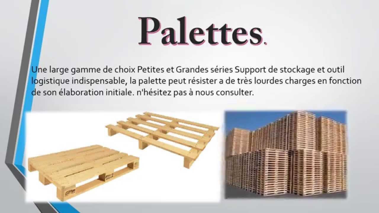 Société MARIPAL fabrication des palettes des caisses et des emballage en bois ( Kenitra Maroc  # Fabricant De Palette Bois
