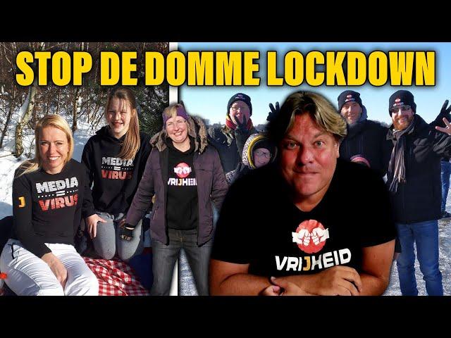 STOP DE DOMME LOCKDOWN - DE JENSEN SHOW #302