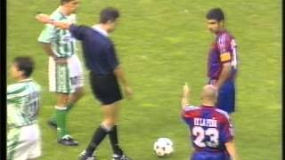 FC Barcelona - Real Betis (Final Copa 1997) -  1ra Parte