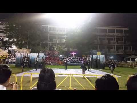 BE22 Cheerleader Thaprachan Games 2014