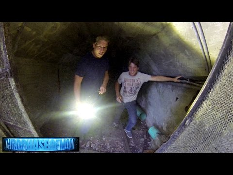 You Won't Believe What We Found! Over 700 feet Down! UN-Explored UFO Military Bunker? 2017-2018