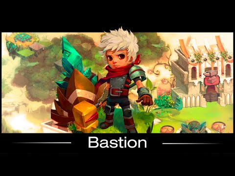 """Bastion: """"About the Author"""" Achievement Guide [No commentary]"""