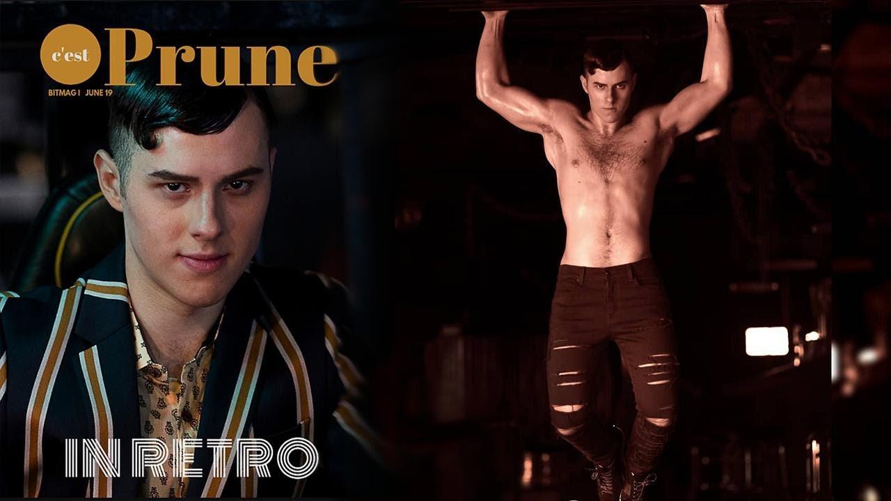 Nude nolan gould Justin Timberlake