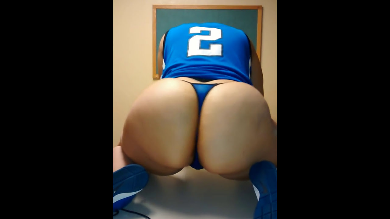 Thick Puerto Rican Princess Twerking