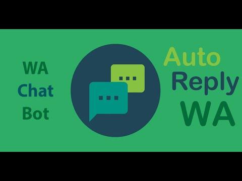 Cara Membuat Auto Reply Atau Respon Pada WhatsApp Pribadi/Bisnis