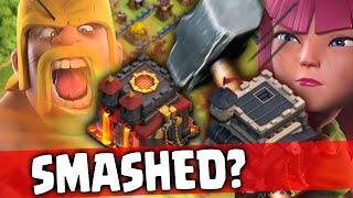 Clash of Clans - Can a TH9 Barch a TH10 for 2 stars!?