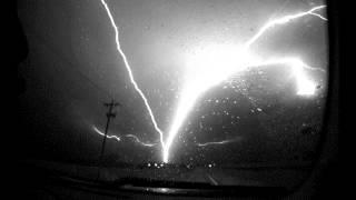 upward lightning in rapid city south dakota
