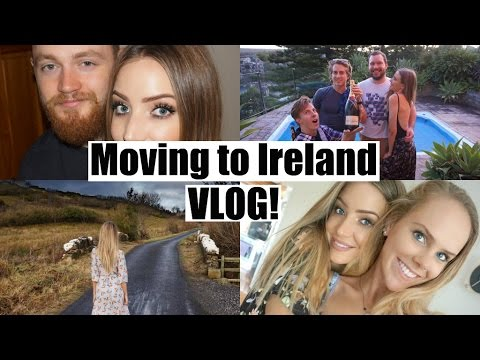 WE'RE MOVING TO IRELAND | VLOG 2
