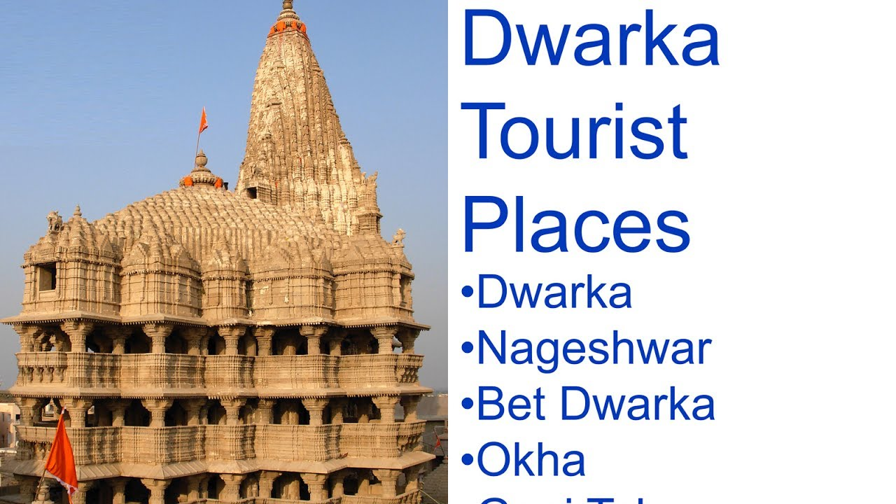 Tourist Places In And Around Dwarka Gujarat Home Of Dwarkadhis Krishna Bhagwan Youtube