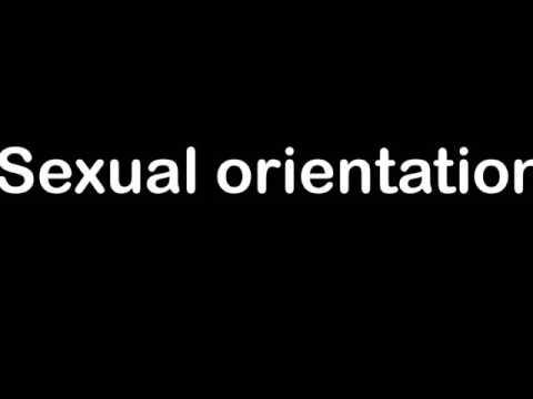 sexual orientation Movie