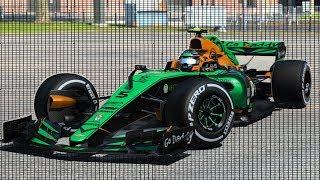 Formula 1 Extreme Tuning - Chevrolet Go Daddy Formula One Team - Assetto Corsa