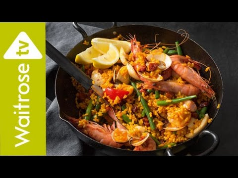 Paella With Waitrose 1 Iberico Chorizo De Bellota | Waitrose