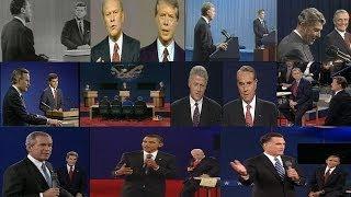 U.S. Presidential Debates- www.NBCUniversalArchives.com