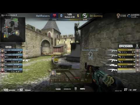 EPICENTER: Moscow - SK Gaming vs. Hellraisers (Cbble) - Narr