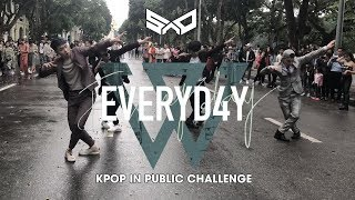 [KPOP IN PUBLIC CHALLENGE] WINNER(위너)-EVERYDAY Dance Cover By S.A.P From Vietnam