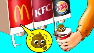 Fast Food Facts You Don't Want to Know