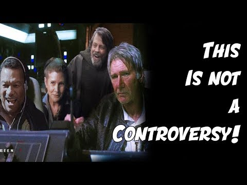 How dare Mark Hamill have an opinion! CBR says this tweet is controversial?
