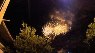 Feliz Año 2015 a Todo el Mundo desde Chiapas