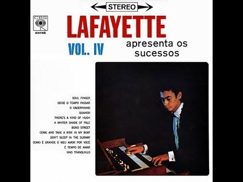 Lafayette - Soul Finger (Cover Bar-Kays - 1967) mp3