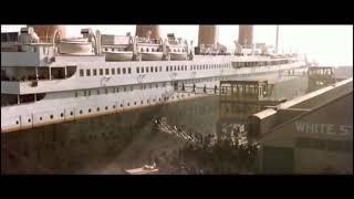 Tenggelam nya kapal Titanic