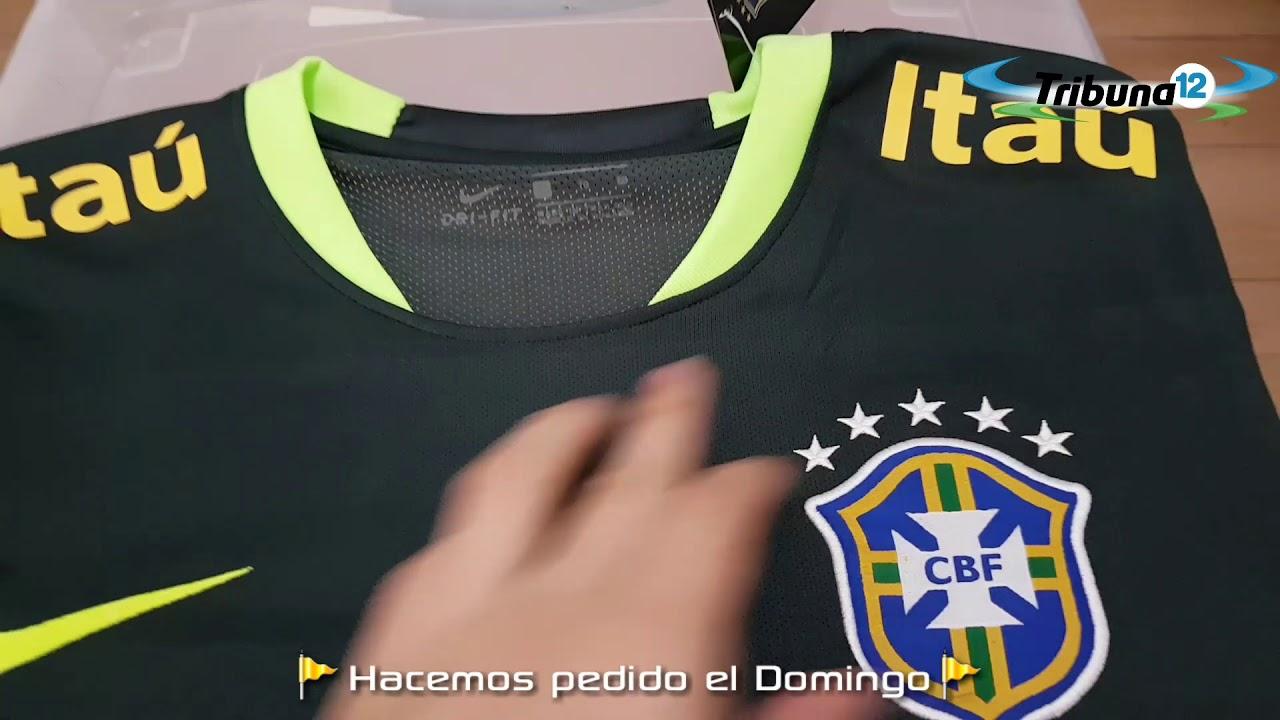 Camiseta de Brasil entrenamiento - YouTube 695927afbae8b