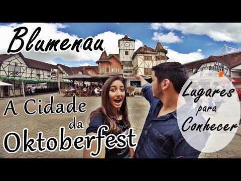 Lugares para conhecer em Blumenau/SC • A Cidade da Oktoberfest #Placestogo   Fernanda Rebello