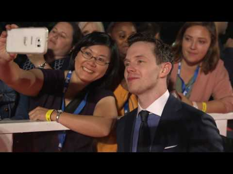 Arrival: Mark O'Brien TIFF 2016 Movie Premiere Gala Arrival