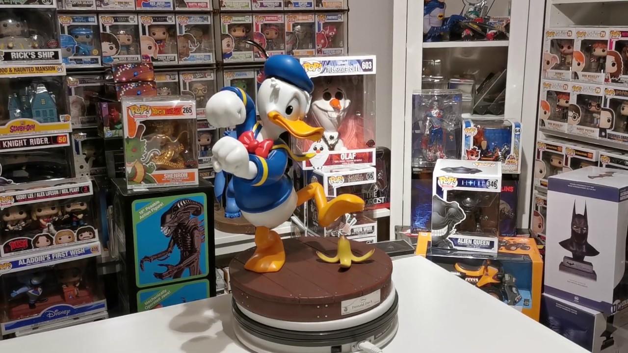 Disney Miracle Land Statue Donald Duck 34 cm Beast Kingdom Toys