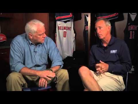 America has fallen in love with Belmont basketball, Rick Byrd