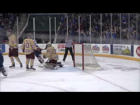 UMass Lowell Hockey (2) vs Boston College (2) 2/22/2014