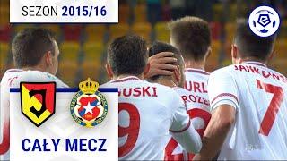 Jagiellonia Białystok - Wisła Kraków [2. połowa] sezon 2015/16 kolejka 13