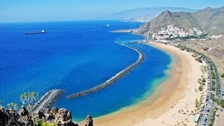 Top Tourist Attractions in Santa Cruz de Tenerife: Travel Guide Tenerife, Spain