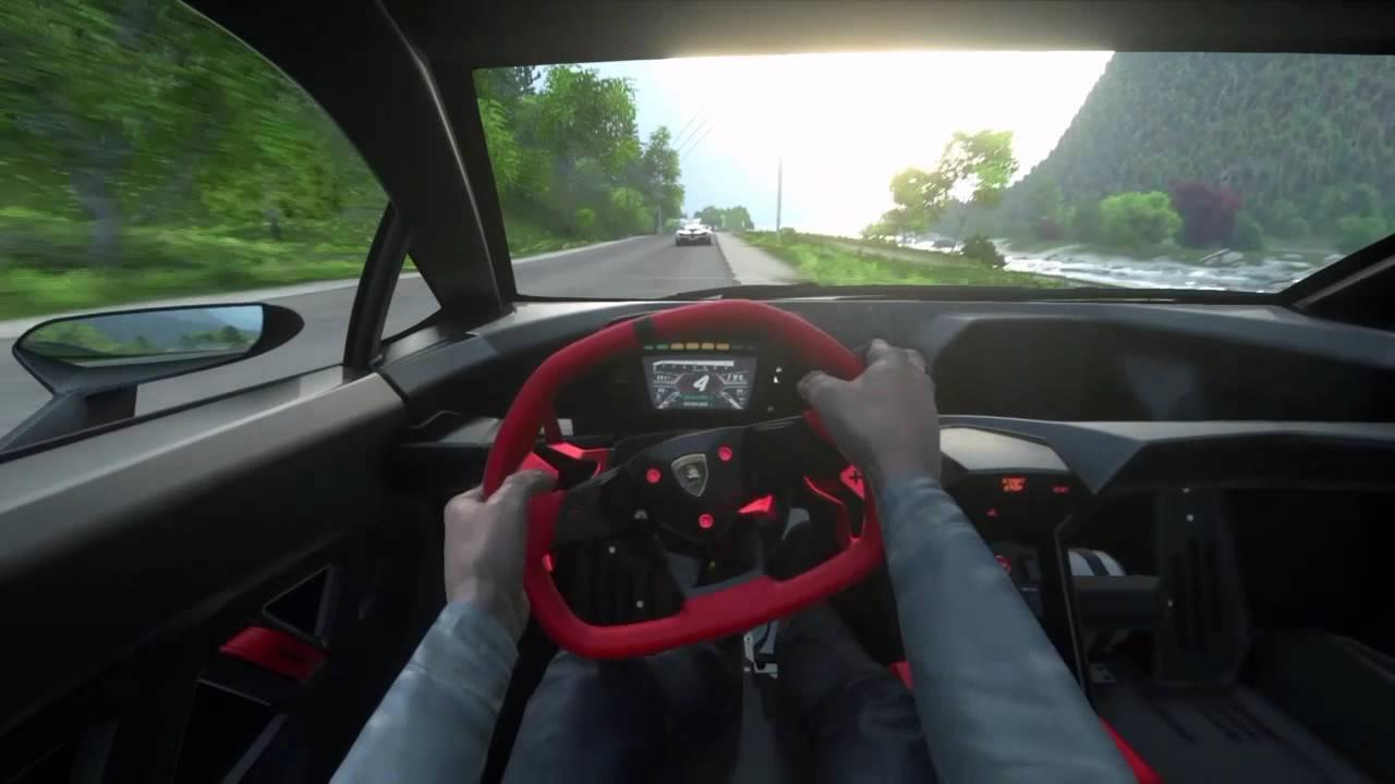 Driveclub Lamborghini Sesto Elemento Vs Mclaren P1 Youtube