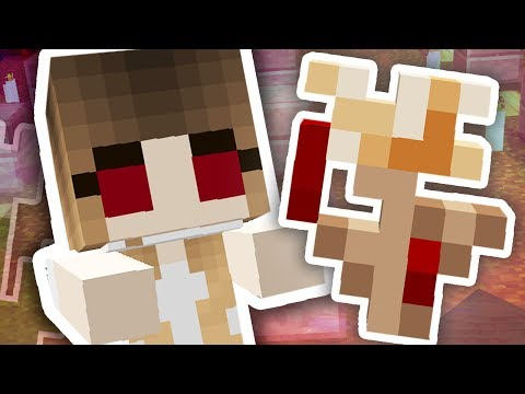 Thumbnail: TULIE IS DEAD?!?! (Minecraft Horror Map)