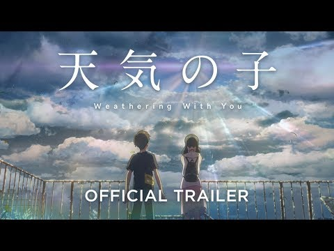 Weathering With You (Tenki no Ko) | Official Subtitled Trailer