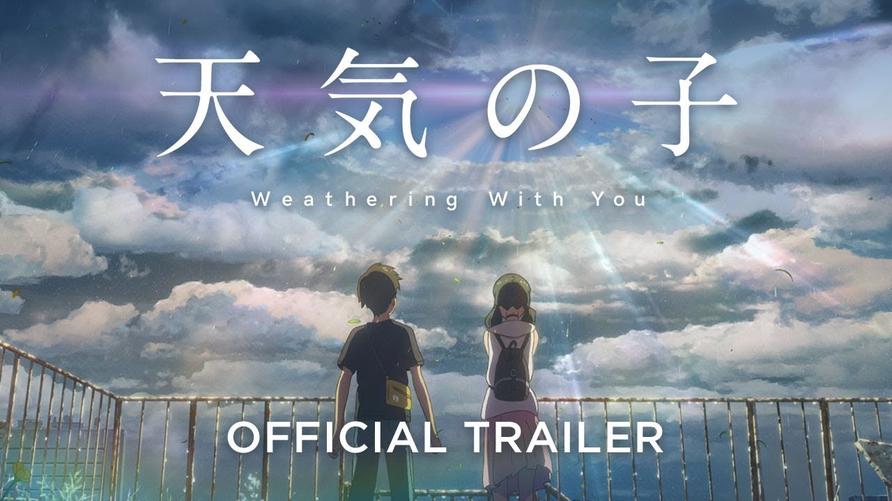 Weathering With You [2019] Full HD_Anime