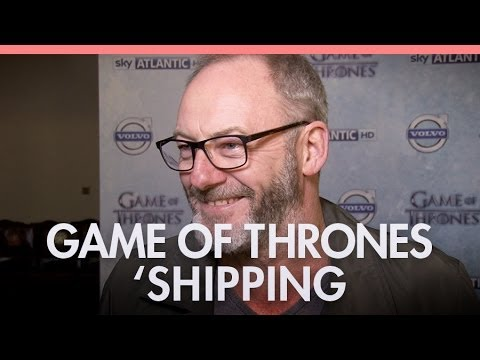 Game of Thrones stars do their own 'shipping!
