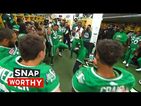 Dab Dance Party!! | CFL Snap Worthy
