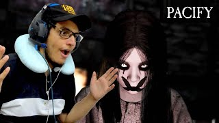 I Think This Bhootni Loves Me😂 - Pacify Horror Game