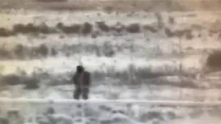 Террорист на границе Газы