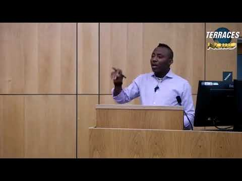 Some of fact,Sowore deserve to be elected as President of Nigeria - he vow to fight corruption
