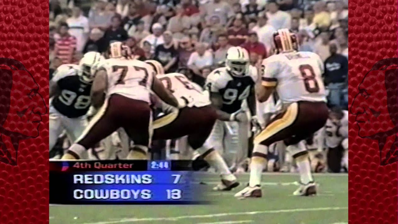 d984436340a A brief history of all 16 Redskins-Cowboys 'Monday Night Football' games -  The Washington Post
