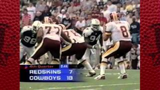 Redskins Top Plays: Monday Night Miracle 9/19/2005